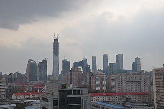 Chaoyang District, Beijing - Beijing CBD