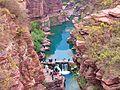 河南 云台山红石峡全景 - panoramio.jpg
