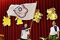 蔡英文總統於授旗典禮中頒授國旗及團旗予我代表團.jpg