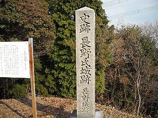 Nagano Castle (Tsu)