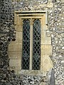 -2019-02-21 Window, Parish church of Saint John the Baptist's head, Trimingham (2).JPG