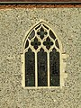 -2020-11-27 Window on the south facing elevation, St Mary's, Antingham (1).JPG