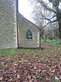 -2020-12-05 Window in the annex, east facing elevation, All Saints, Gimingham.JPG