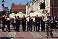 0.2014 Bürgermeister Wojciech Blecharczyk - 20 Jahre Partnerschaft Sanok - Reinheim.JPG