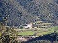 001 Ca n'Horta (St Feliu de Buixalleu) des del camí de Montsoriu.jpg