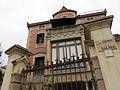 006 Cal Negra (Canet de Mar), façana del c. Balmes.JPG