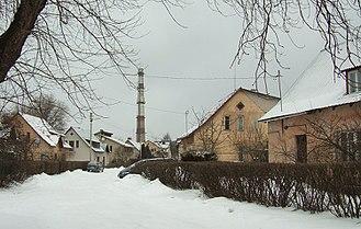 Grigiškės - Image: 01grigiskes 2011