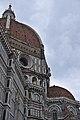 03 2015 Cupola-Filippo Brunelleschi-Michelozzo di Bartolomeo-Antonio Manetti-Santa Maria del Fiore (Firenze) Photo Paolo Villa FOTO9278 bis.jpg