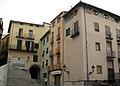 066 Plaça de Sant Pere, voltes d'en Claris.jpg