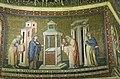 0 'Presentazione di Gesù al Tempio' - Basilica S. Maria in Trastevere.JPG