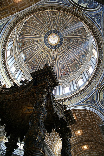 Ofbyld:0 Coupole - Basilique St-Pierre - Vatican (2).JPG