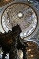 0 Coupole - Basilique St-Pierre - Vatican (2).JPG