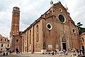 0 Venise, basilica Santa Maria Gloriosa dei Frari à Venise.JPG