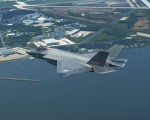 Alert 5 » F-35 Block IV will have improved maritime strike