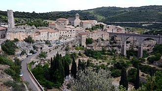 Minerve, Hérault - Image: 110527 Minerve 01