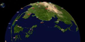 Taiwan Strait - Image: 119.91252E 24.77447N 297.5
