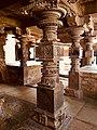11th century Panchalingeshwara temples group, Kalyani Chalukya, Sedam Karnataka India - 25.jpg