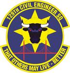 129 Civil Engineer Sq emblem.png