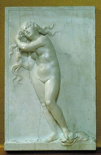 Antonio Lombardo (sculptor) - c.1516 Antonio Lombardo - Venus Anadyomène