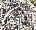 1540c Paris plan de la Tapisserie porte Bordelle.jpg
