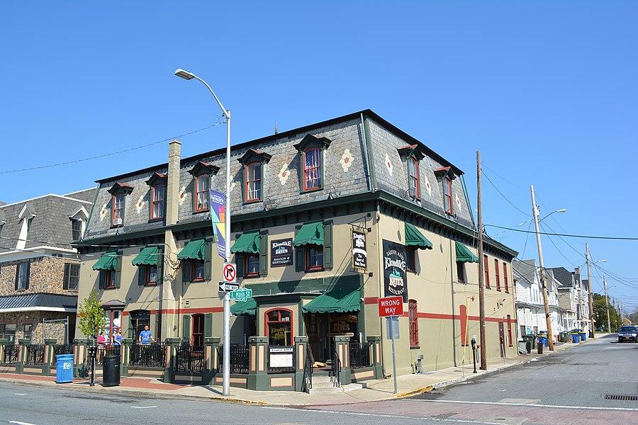 Exchange Building (Newark, Delaware)