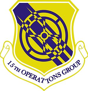 15th Operations Group - Image: 15thog emblem