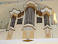 160313 Pipe organs of Saint Stanislaus church in Luszyn - 02.jpg