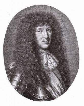 Duke of Leuchtenberg - Image: 1638 Maximilian