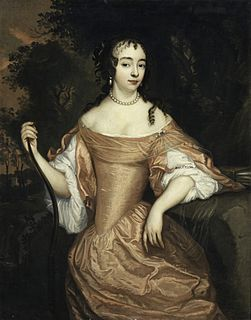 Maria of Orange-Nassau (1642–1688)