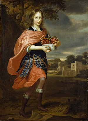 Charles, Electoral Prince of Brandenburg - Image: 1655 Karl Emil
