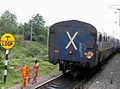 17063 Ajanta Express tail at Lalaguda.jpg