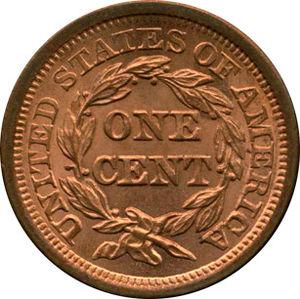 1 Cent Münze Vereinigte Staaten Wikiwand