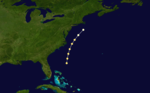 1863 Atlantic hurricane 4 track.png