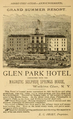 1876 Glen Park Hotel Watkins Glen New York advertisement.png