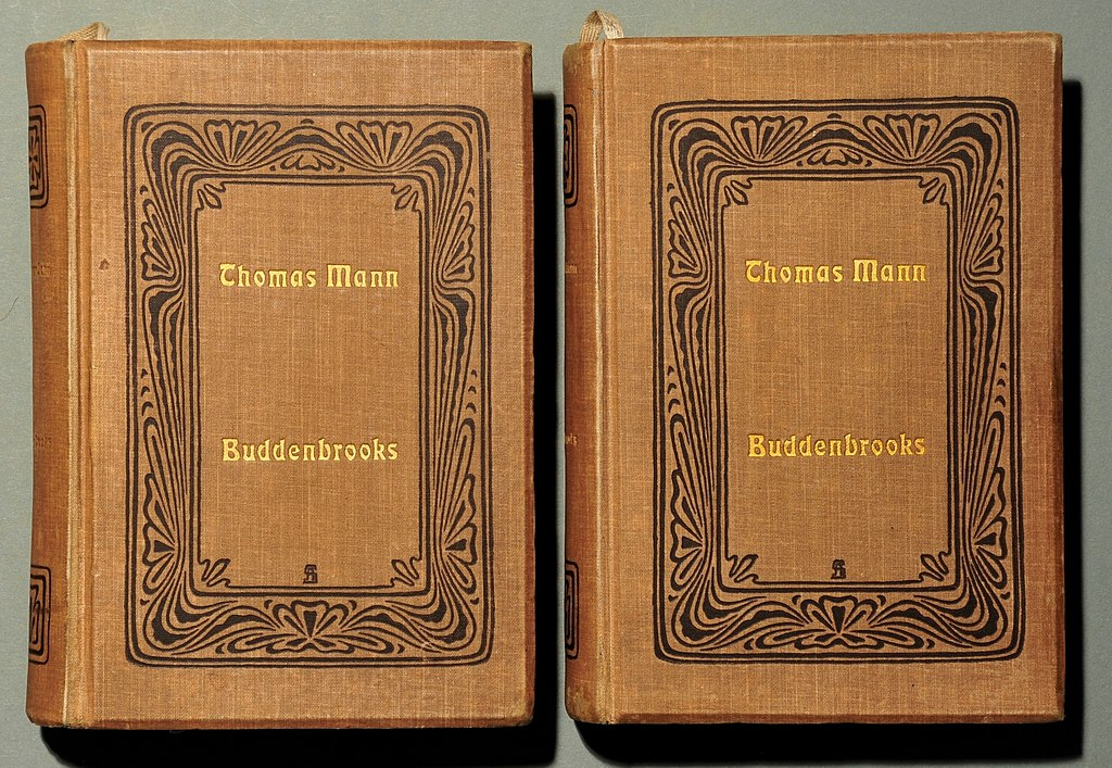 1901 Thomas Mann Buddenbrooks.jpg