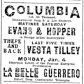1903 Columbia theatre BostonEveningTranscript December31.png