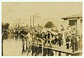 1904 Olympics- Start of the one mile Olympic Championship swimming race.jpg