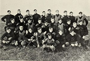 1906 Purdue Boilermakers football team - Image: 1906 Purdue football team