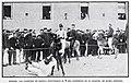 1907-12-07, Blanco y Negro, Madrid, Las carreras de burros efectuadas el 8 del corriente en el cuartel de María Cristina, Goñi.jpg