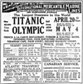 19120415 Titanic and Olympic advertisement - The New York Times.png