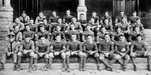 1915 Clemson Tigers football team - Image: 1915 Clemson Tigers football team (Taps 1916)