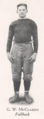 1916 Pitt fullback George McLaren.png