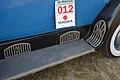 1927 Dodge Left Side Footrest - 23 hp - 4 cyl - RJI 0082 - Kolkata 2018-01-28 0762.JPG