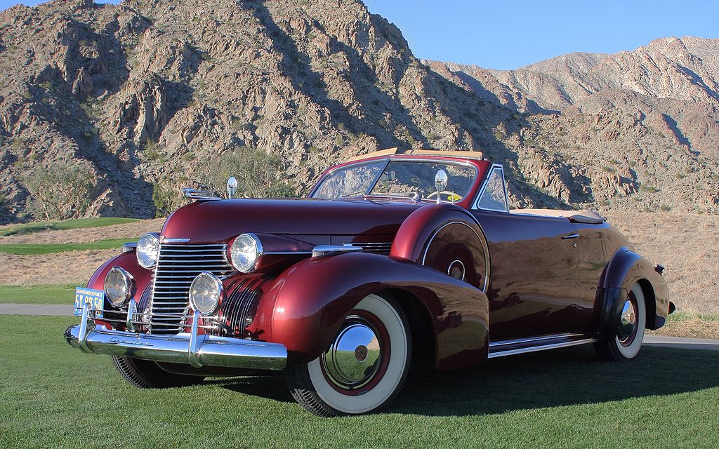 1940 Cadillac Series 75 Convertible Coupe Drive Away 2day