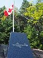 1943 Saint-Donat B-24D Liberator monument obelisk 02.jpg