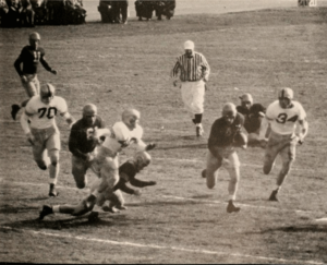 1955 Sugar Bowl - Image: 1954 Army Navy Game 1