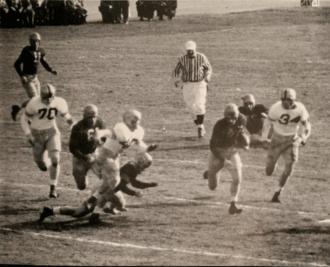 1955 Sugar Bowl - Image: 1954 Army Navy Game 1
