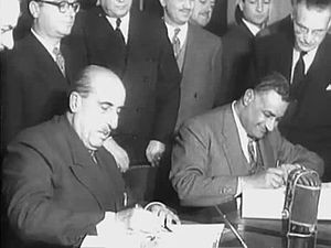 File:1958-02-03 Egypt, Syria Merge In New Arab Republic.webm