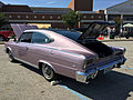 1966 AMC Marlin in Marquessa Light Mauve with black vinyl at AMO 2015 meet 04.jpg