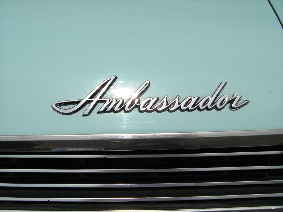 57 Lincoln Premiere Wiring Diagram Amc Ambassador Wikipedia